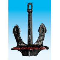 Quality Hall anchor,bow anchor,marine stockless anchor, Type A B C hall anchor for sale