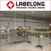 China Small Bottle Cooking Oil Filling Capping Machine , 3 In 1 Water Bottling Machine wholesale