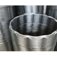 Galvanized pvc coated razor barbed wire coil stainless