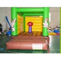 China Inflatable kids jumping castle model for sale wholesale
