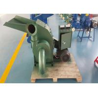 Quality Maize Wood Waste Grinder Smash Dry Feed / Wood Pellet Hammer Mill for sale