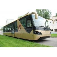 China Professional 13 Seat Airport Coaches Apron Bus With Cummins Engine wholesale