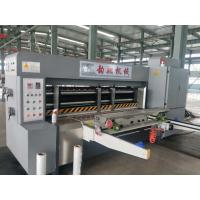 China YIKE Automatic Lead Edge Rotary Die Cutting Machine For Corrugated Cardboard wholesale