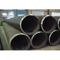 China GR . 2 3LPE LSAW Galvanized Carbon Steel Pipe Standard ASTM A252 Thickness 2 - 80 Mm wholesale