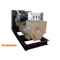 China Cummins engine Stamford Natural Gas Powered Generator 50 / 60hz for oil field wholesale