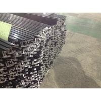 China Black Oxidation Solar Panel Pole Mount / Solar Frames Aluminum Extrusions With 45° Beveling wholesale
