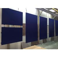 Quality Enameled Aluminum Cladding Panels For Outdoor / Indoor Decoration for sale