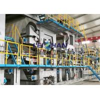 China AC 380V Office Paper Recycling Machine , A4 Size Copy Paper Industry Equipment on sale
