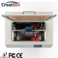 China PEEK CreatBot 3D Printer 110V / 220V Voltage With Automatic Leveling Platform on sale
