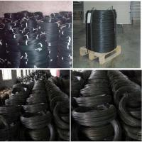 Wholesale filo di acciaio ricotto nero from china suppliers