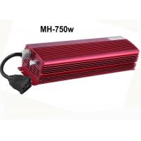 China High Wattage Electrical Hydroponic Ballast MH 750W Dimmable Fan Cooling wholesale