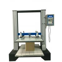 Buy cheap Paper Carton Box Compression Paper Testing Equipments Electronic With High Precision from wholesalers