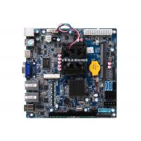China Intel®Celeron 1037U CPU 6 SATA NVR / NAS server Motherboard Mini-ITX mainboard on sale