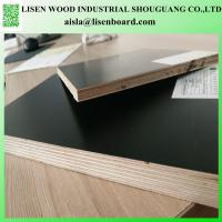 China WBP Glue 18mm Black/Brown Film faced plywood/Marine Plywood/Shuttering Plywood wholesale
