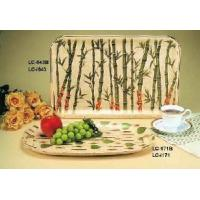 China China Bamboo Serving Tray for Tea/Restaurant/Tableware/Kitchenware/Kitchen Implement wholesale