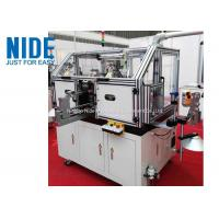 Buy cheap Automatic Armature Rotor Winding Machine / Straight Slot Winder from wholesalers