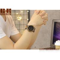China Japan movt quartz watch stainless steel back watch luxury wholesale