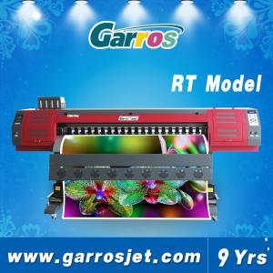 China Garros RT1801 Economical Fabric Dye Sublimation Printing Machine wholesale