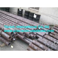 Quality DIN EN 10210-1 Structural Steel Pipe / Carbon Steel Hot Finished Seamless Tube for sale