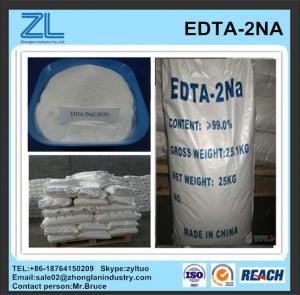 China Supply 99% disodium edta powder wholesale