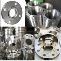China Steel Flanges ( Bridas ) Alloy Materail ASTM A182 F11, F22, F5, F9, F91, F92 , SO , WN , PL , LF , BL TYPE B16.5 B16.47 on sale