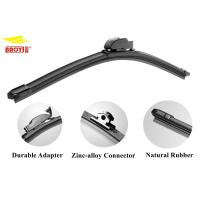 Quality Car Window Wiper Blades Flat Wiper Blade Leading Desgin Easy To Replacement for sale