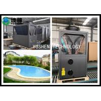 China ASHP Swimming Pool Heat Pump Unit / Ground Air To Air Source Heating System wholesale