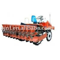 10 Rows Rice Seeder