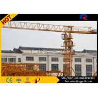 Quality Multi Color Hydraulic Truck Crane , Lifting Construction Equipment 6 Ton Max. for sale