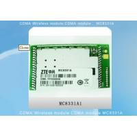 Buy cheap Double Channels MC8331A CDMA Wireless module GSM Alarm client TCP MO / MTModule from wholesalers