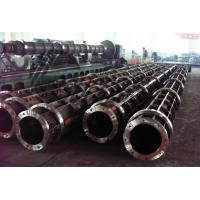 China 600mm Prestressed Concrete Spun Pile Red With GB-13476-1999 wholesale