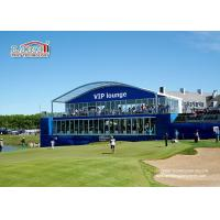 Double Decker Outdoor Event Canopy Commercial Party Tents For Outside Events
