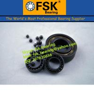 China Black Full Ceramic Ball Bearings Si3N4 6001 6002 6003 6004 6005 6006 6007 wholesale