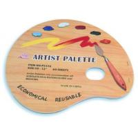 China Paper Cover Material Artist Paint Pad Artist Paint Palette Art Pad For Kids wholesale