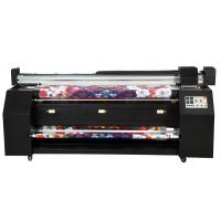 Buy cheap High Precision Direct Fabric Image Printing Dye Sublimation Pop Up Printer For Display from wholesalers