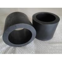 China Black Carbon Fiber Filled PEEK Tube , High Chemical Resistance wholesale