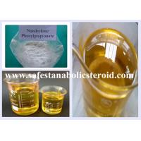 China Nandrolone Phenylpropionate NPP Strongest Injectable Anabolic Steroid for Bodybuilding CAS 62-90-8 wholesale