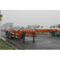 China 40ft Skeletal Container Trailer Chassis wholesale