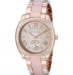 China Wholesale Michael Kors MK6135 Lady's Acetate & Rose Gold Bracelet Watch wholesale