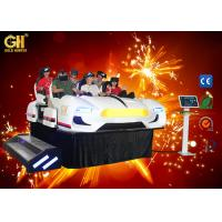 China 360 Degree VR Cinema Theater Equipment with 5.1 Sound System on sale