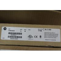 China Rockwell / Allen-Bradley 1746-IV16 Current Sourcing DC Input Module wholesale