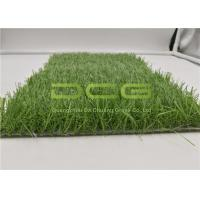 PE Material Green Artificial Grass Products / Astro Turf Artificial Grass