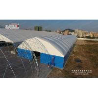 China Industrial Warehouse Tent ABS Sidewall Thermo White Roof For Outdoor Building wholesale