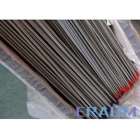 China Alloy C276 / UNS N10276 Nickel Alloy Cold Rolled Tube 0.5mm - 20mm Wall Thickness wholesale