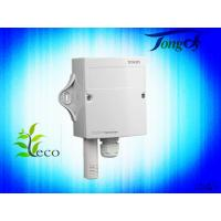 China Wireless Humidity Meter / Digital Humidity sensor With White Backlit LCD wholesale