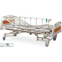 China Low Height Electric Folding Adjustable Hospital Beds on sale