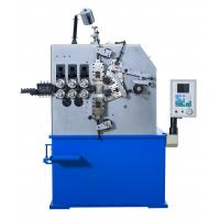 China Automatical CNC Spring Coiling Machine Three Axis with Cam Servo Motor 5.5 KW wholesale