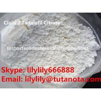 China Sex Steroid oral  /  Citrate / 171596-29-5 powder for ED treatment wholesale
