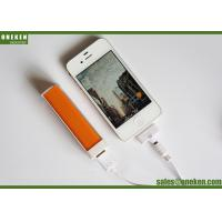 Wholesale Pocket Lipstick 18650 Power Bank For Smartphones / Mobile Phone Portable Charger from china suppliers