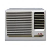 China 18000Btu/h Window Mounted Air Conditioner for Cooling and heating, R22 R410A gaz fixed frequency 3 speed